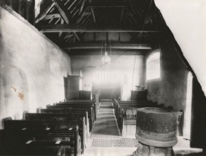 St Mary's interior, circa 1900